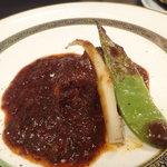 エミズキッチン - ☆ビーフシチューは濃厚な味わいですぅー(^_-)-☆