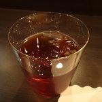 エミズキッチン - ☆ウーロン茶はグラスが薄いです(^^♪☆
