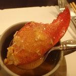 エミズキッチン - ☆オマール海老のスープ(^_-)-☆