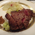 エミズキッチン - ☆和牛フィレ肉の極上ステーキ(≧▽≦)/~♡☆