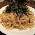 キネノ - 料理写真:明太子パスタ