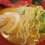 えびそば えび助 - 太麺