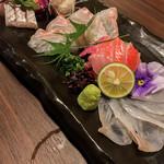 鮮魚と個室 桝田 -