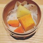 小樽食堂 - 蒸し野菜