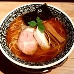 麺肴 ひづき - 麺肴 ひづき@松本 醬油そば(750円)