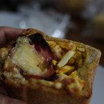 10514240 - タマゴとベーコンのパン(300円)