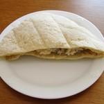 穀 - さつま芋とムング豆のピタ