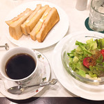 英國屋 - 料理写真:B トーストサンドセット