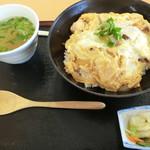 ファームキッチン味菜 - 甲州地どり丼(920円)