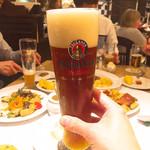105147536 - Hefeweizen Dunkelモルトを焙煎したドゥンケルも亦、佳し!