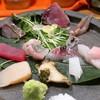 ぼちぼち - 料理写真:お造り盛り合わせ