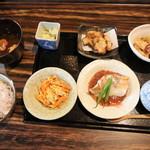 菜食健美 美卯 - 料理写真:卯月の粉膳