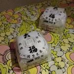 岡埜榮泉 - パッケージは地味ですが。。。