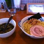 麺屋喜八郎 - 醤油つけ麺 大盛