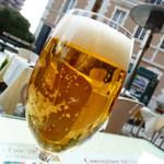 10515505 - ランチのグラスビール