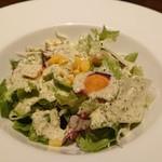 マルヤママッシュルーム - サラダ