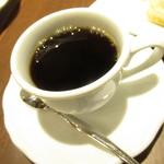 Sweets Smile - とーきゅんにゃんにゃんパンケーキセット 1296円(税込)の有機栽培コーヒーのアップ【2019年1月】
