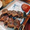 Benkei - 料理写真:カモハツ串