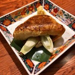 家庭料理 まさき - 揚げ納豆