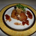 10516295 - お肉とフォアグラのオレンジソース