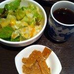ロン ファン - 麻婆豆腐定食