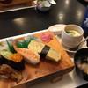 浜寿司 - 料理写真:にぎりランチ  1000円税込