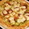 ブルーチェピッツァ - 料理写真: ジェノベーゼ ¥750