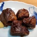 梅ちゃんの台所 - 中華風角煮 紹興酒に良く合う♪
