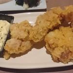 北角 - タルタル鶏(690円)