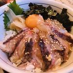 目利きの銀次 - ☆真鯛の漬丼☆