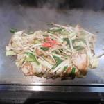さくら - 野菜炒め