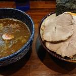 名前のない中華そば屋 - 料理写真:つけ麺。