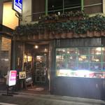 喫茶店 セブン - 外観(夜)
