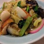 龍味 - 野菜たっぷり