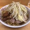 ラーメン二郎 - 料理写真:小ラーメン にんにく少なめ野菜増し  750円