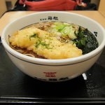 10517413 - 鶏天蕎麦