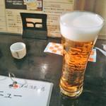 バル バナ - 乾杯日本酒とカールスバーグ