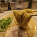 替玉千里眼 - (2019/2月)「ラーメン」の麺