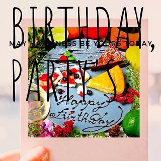 【誕生日や記念日に♪】メッセージプレート◎クーポン有り