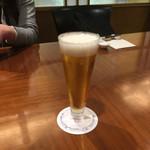 桃煌 - 生ビール