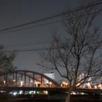 多摩川ダイナー - 丸子橋