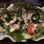 ろばた 五 - 畑サラダ