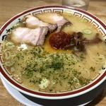 中華そば専門 田中そば店 - 山形辛味噌ラーメン(980円)