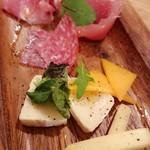 ラクレットチーズと個室 炭火とお肉 -