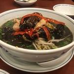 105184122 - 黒担々麺