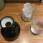 とんこつ亭 ひろみちゃん - いつもの米の焼酎2号950円!