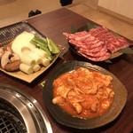 焼肉工房 和 - 料理写真: