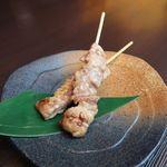 本格水炊きと博多もつ鍋 地鶏と九州料理 居酒屋 鳥邸 - セセリ 140円 旨し!