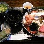 10519042 - 壱の膳1,050円 海鮮素麺