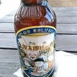 鳥取砂丘にいちばん近いドライブインレストラン砂丘会館 - ゲゲゲの鬼太郎ビール